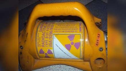¡Alerta! Delincuentes robaron camión con peligroso material radioactivo que puede provocar cáncer