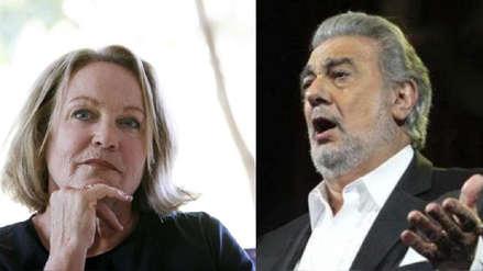 Una de las nueve mujeres que acusó a Plácido Domingo de acoso sexual asegura tener un testigo