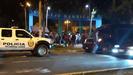 Trujillo: Un hombre disparó a su pareja y luego se suicidó dentro del complejo Mansiche