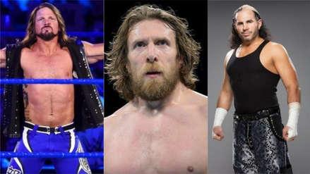 AJ Styles, Daniel Bryan y Matt Hardy regresan a Perú con la gira de WWE