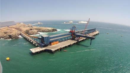 Exportaciones de cobre desde el puerto de Matarani se  reanudan