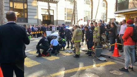 Ataque en Australia: hombre mató a cuchilladas a una mujer e hirió a otra en Sídney