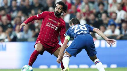 ¡Casi! Mohamed Salah se perdió una gran oportunidad de gol en el Liverpool vs. Chelsea