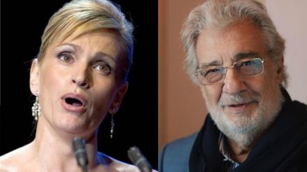 Ainhoa Arteta defiende a Plácido Domingo tras acusaciones de acoso