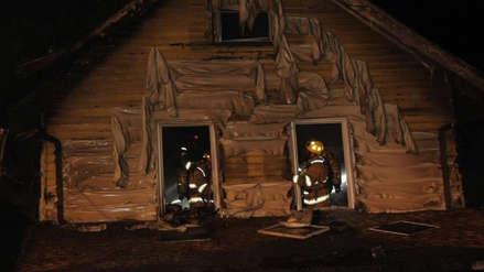 Cinco niños murieron en el incendio de una guardería de Estados Unidos