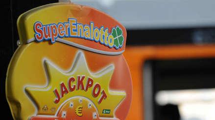 Nuevo millonario en Italia gana 209 millones de euros con número al azar
