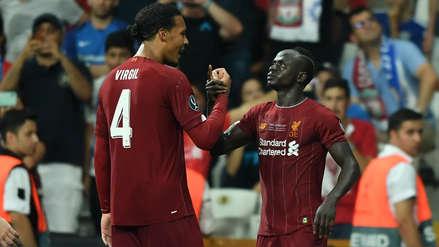 ¡Liverpool campeón! Los 'Reds' derrotaron 5-4 a Chelsea en penales por la Supercopa de Europa