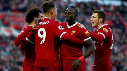 El once de Liverpool para enfrentar a Chelsea en la Supercopa de Europa