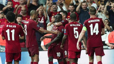 Liverpool venció a Chelsea en penales y se corona campeón de la Supercopa de Europa