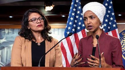 Israel prohíbe la entrada a su territorio a dos congresistas de EE.UU. a petición de Donald Trump