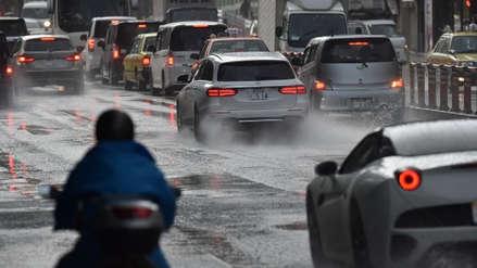 Un muerto y varios heridos por el paso del ciclón tropical Krosa en Japón