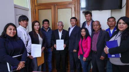 PCM facilita diálogo sobre límites territoriales entre Lima y Huarochirí