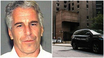 La autopsia del multimillonario Jeffrey Epstein reveló múltiples fracturas en el cuello