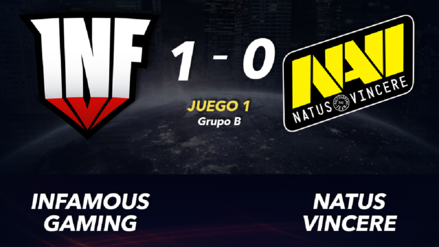 ¡Orgullo peruano! Así fue la primera victoria de Infamous Gaming en The International 2019
