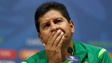 ¿Oportunidad para Roberto Mosquera? Eduardo Villegas dejó de ser el técnico de la Selección de Bolivia