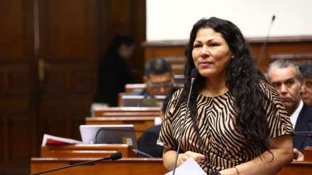 Yesenia Ponce se une a la bancada de PpK tras las renuncias de Aráoz, Bruce y Choquehuanca [AUDIO]