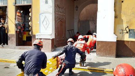 Simulacro de sismo | Más de 16 mil muertos y 59 mil casas colapsadas tras eventual terremoto en La Libertad