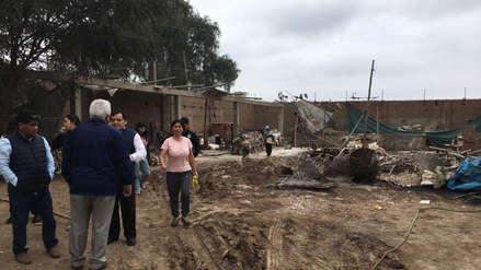 Chiclayo   Otorgan 20 días para cerrar local de secado de cueros que atentaba contra la salud
