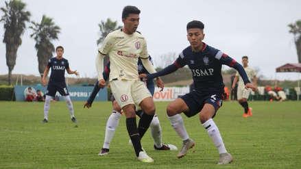 Universitario de Deportes pedirá los puntos del partido ante San Martín por el Torneo de Reservas