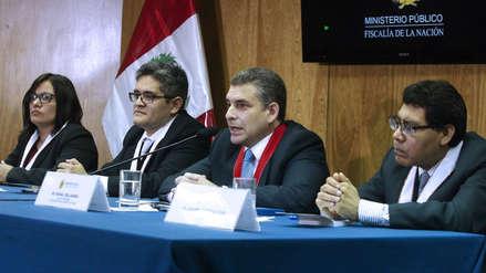 Miembros del equipo Lava Jato no asistieron a citación de Junta de Fiscales Supremos