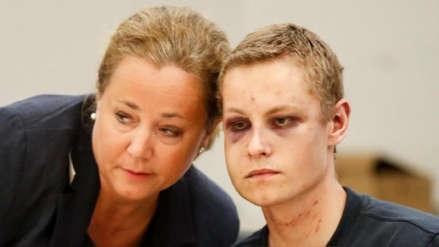 Sospechoso de tiroteo a mezquita en Noruega admitió su crimen a la policía