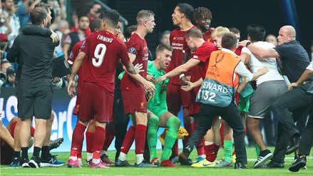 ¡Para no creer! La mala noticia que recibió Liverpool tras ganar la Supercopa de Europa
