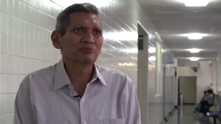 Miguel Lumbre, el paciente más longevo en recibir un trasplante en el Hospital Rebagliati