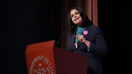 Minou Tavárez: Las mujeres deben hacer la diferencia al llegar a los puestos de poder