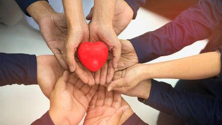 """""""Vivir de Amor"""": una campaña que busca crear conciencia sobre la donación de órganos"""