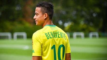 Cristian Benavente alista su debut en Nantes: es convocado para enfrentar a Olympique de Marsella
