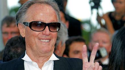 El actor Peter Fonda, protagonista de