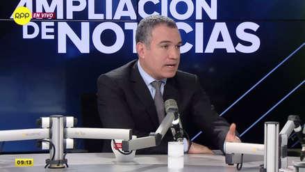 """Salvador del Solar: """"Venimos arrastrando por tres años una crisis de relación entre Ejecutivo y Legislativo"""""""