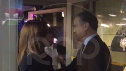 Así fue el encuentro entre Mercedes Aráoz y Salvador del Solar en RPP [VIDEO]