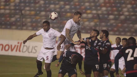 20 fotos del empate entre Universitario de Deportes y San Martín por el Torneo Clausura