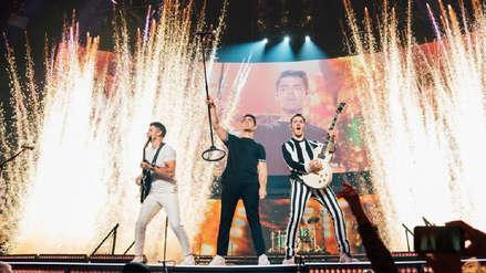 Los Jonas Brothers vuelven al escenario de los premios MTV VMA tras 10 años de ausencia