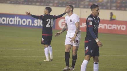Universitario de Deportes no pudo ante San Martín y empató 0-0 en el Monumental por el Torneo Clausura
