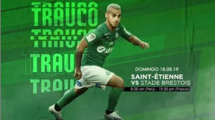LIVE SEE Saint Etienne Vs Brest LIVE With Miguel Trauco To The Second Appointment Of The Ligue LIVE Football France Football