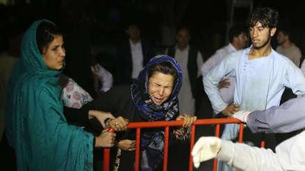 Al menos 63 muertos y casi 200 heridos tras explosión durante una boda en Afganistán