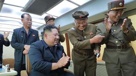 El régimen de Corea del Norte realizó un nuevo lanzamiento de misiles [VIDEO]