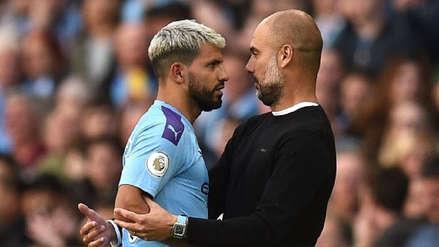 Kun Agüero vs. Pep Guardiola: 10 imágenes de la discusión y reconciliación entre el delantero y técnico del Manchester City