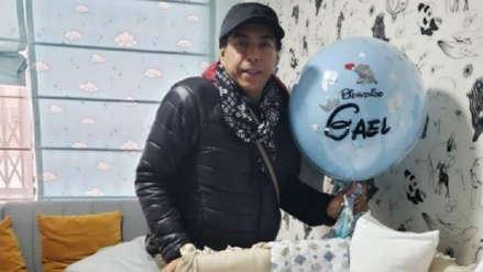 Hijo de Ernesto Pimentel fue dado de alta y ya se encuentra en casa: