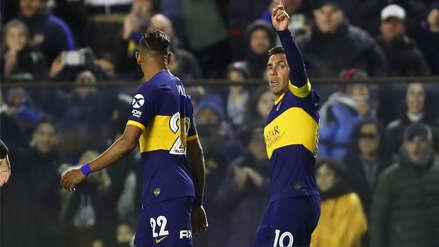 ¡Lo hizo el 'Apache'! Carlos Tévez anotó el primer gol de Boca Juniors ante Aldosivi
