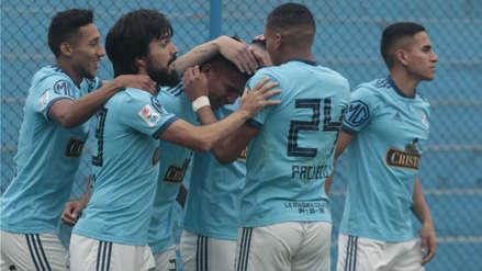 Sporting Cristal derrotó por 4-2 a Sport Boys en el estadio Alberto Gallardo