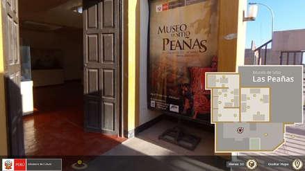 Doce museos emblemáticos del país pueden ser visitados virtualmente