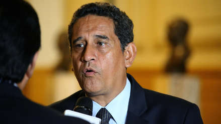 Gobernador de Cajamarca: Adelanto de elecciones es la única salida a la crisis política actual