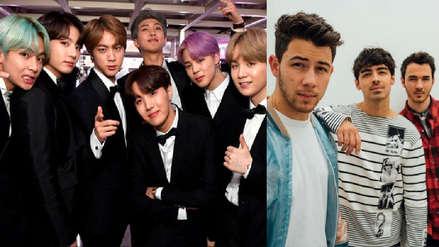 La confesión del grupo de k-pop BTS: