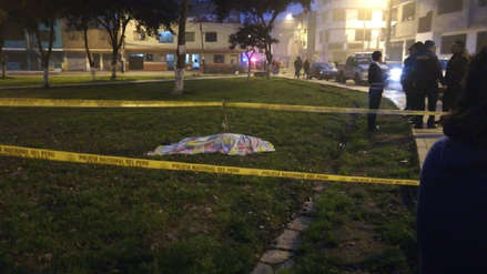Santa Anita: empresario fue asesinado a balazos frente a su casa