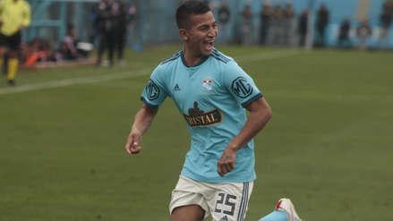 ¡Golazo! Martín Távara abrió el marcador a favor de Sporting Cristal ante Sport Boys de tiro libre