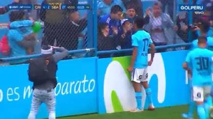 ¡Para sellar la victoria! El gol de Brandon Palacios en los descuentos ante Sport Boys