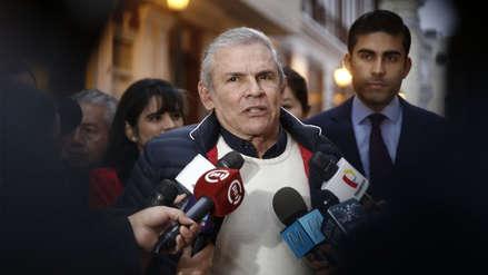 Luis Castañeda reconoció ante fiscales ofrecimiento de aportes de OAS para su campaña municipal